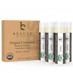 Organic Lip Balm Unflavored